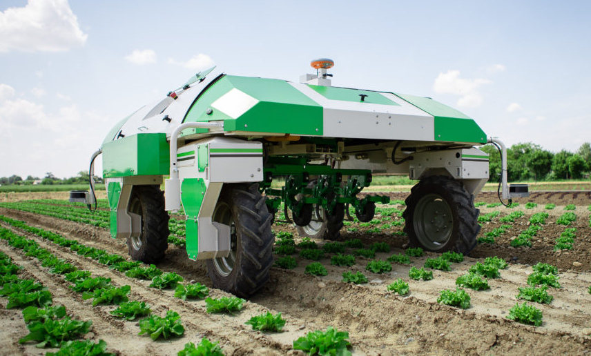 Naio Agtech Agrifood tech Robots Agriculture