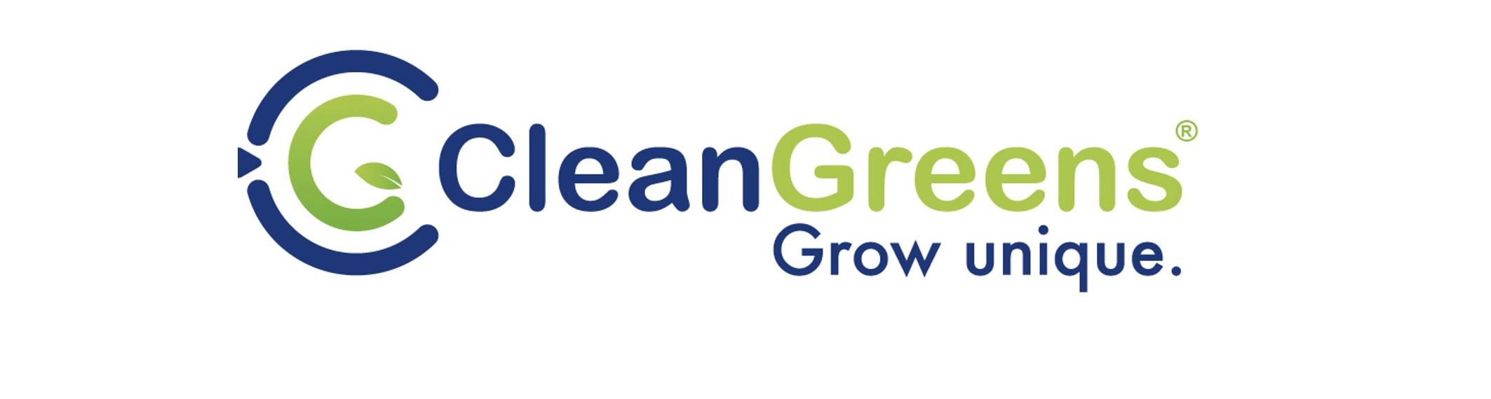 Logo CleanGreens